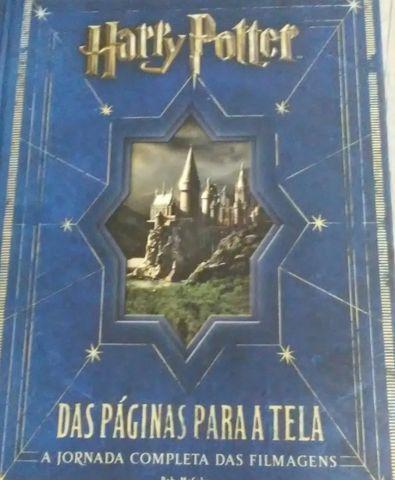 Harry Potter Das Páginas Para As Telas