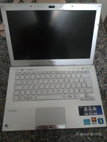Notebook Sony Series S (Leia a descrição) - Foto 2