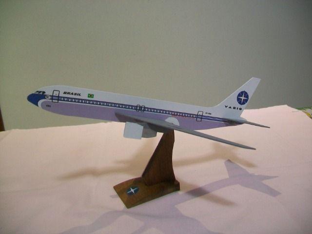 Avião Maquete - Foto 2