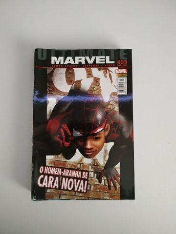Quadrinhos Ultimate Marvel - Foto 2