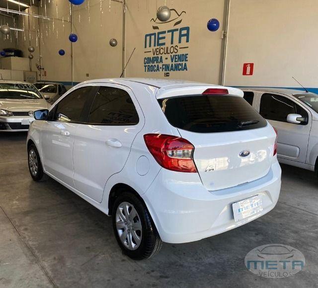 Ford Ká SE 1.0 Flex 2018, 26 mil km! Aceitamos trocas, Financiamos! - Foto 4
