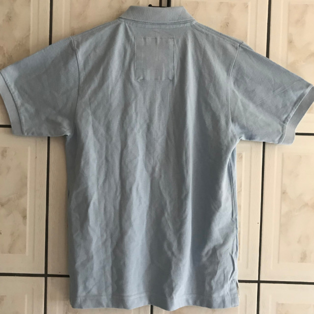 Camisa Polo Hollister Masculino Azul Original Nova. (Somente no Tamanho: P) - Foto 2