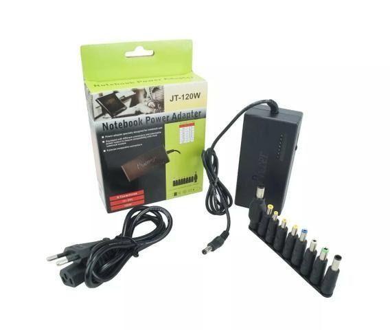 Carregador universal para notbook ou tablet computador pc acer (aceito cartão ) - Foto 2