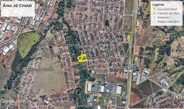 Área à venda, 9622 m² por R$ 1.480.000 - Jardim Cristal - Aparecida de Goiânia/GO