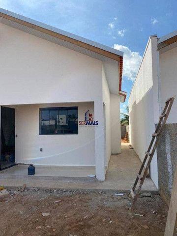 Casa com 2 dormitórios à venda por R$ 145.000 - Orleans Ji-Paraná II - Ji-Paraná/RO - Foto 3