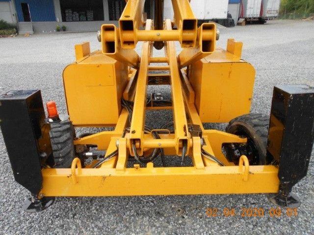 Plataforma Tesoura Diesel 2012 HA15SX Haulotte - AFI 3000452 - #7078 - Foto 3