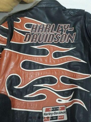 Jaqueta Harley Davidson - Foto 4