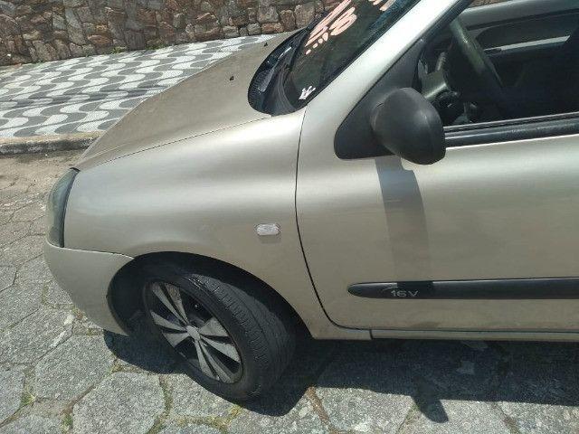 Renault Clio 1.0 Campus, FLEX (2011), Oportunidade! Entregamos na região de PG!! - Foto 4
