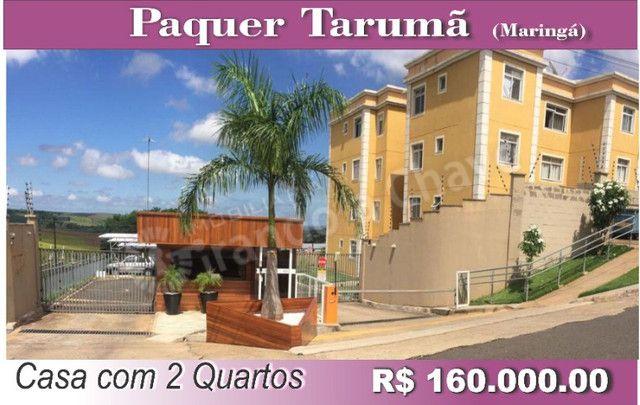 Apartamento semi-mobiliado no Con. Res. Ataúlfo Alves no Pq. Tarumã em Maringá