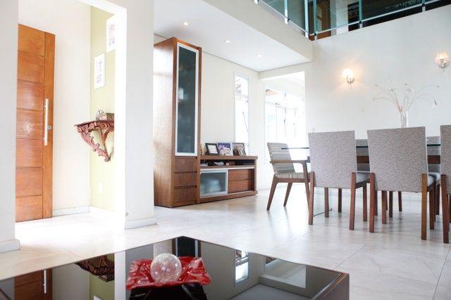 Casa nova com 3 quartos no Bairro Renascença com 4 vagas de garagem e espaço gourmet