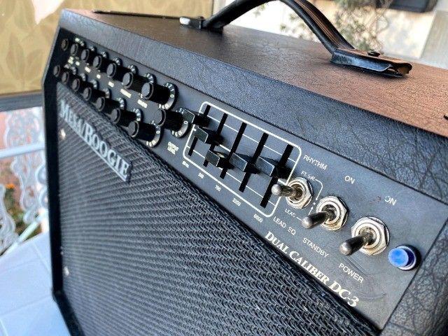 Mesa Boogie DC-3 Amplificador Valvulado  - Foto 3