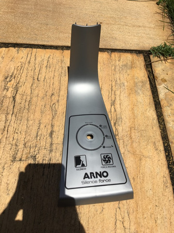 Ventilador Arno VF-40 Silence Force - peças - Foto 2
