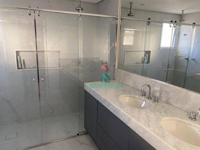 Apartamento, 266 m² - venda por R$ 2.300.000,00 ou aluguel por R$ 16.000,00/mês - Jardim T - Foto 6