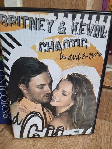 [DVD e CD] BRITNEY E KEVIN CHAOTIC
