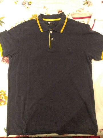 Camiseta Gola Polo HERING - Foto 3
