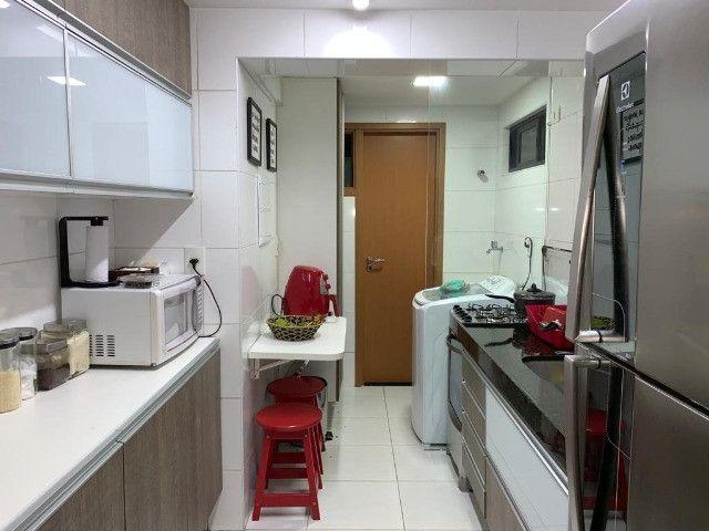 Apartamento 3 Quartos +DCE, Varanda, Completo de Armários - Ponta Verde - Foto 17