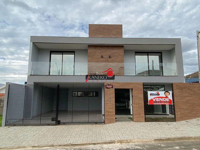 8287   Sobrado à venda com 3 quartos em Virmond, Guarapuava