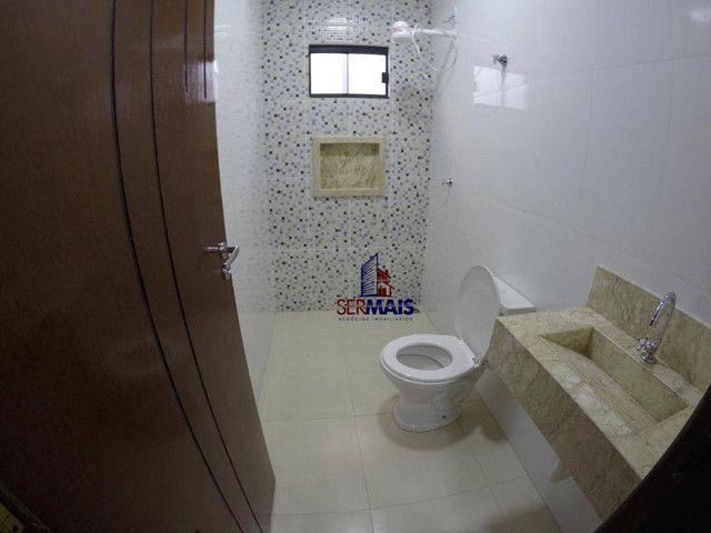 Casa com 2 dormitórios à venda, 70 m² por R$ 170.000,00 - Colina Park I - Ji-Paraná/RO - Foto 7
