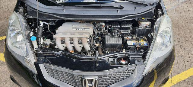 Honda Fit LX 1.4 flex impecável,  todo revisado  - Foto 3