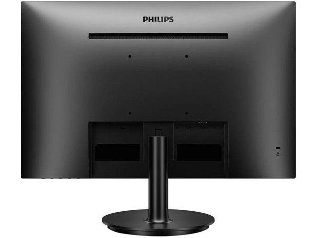"Monitor Gamer 24"" 75Hz FullHd Led Ips Hdmi Vga Caixa Som Novo NotaFiscal 85.70-62.79 - Foto 3"