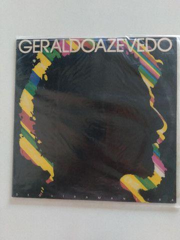 Vinil de Geraldo Azavedo (cinco Lp's) - Foto 2