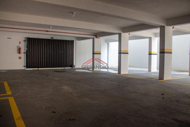 Edifício Vivere - Apto novo, 01 suíte + 02 quartos, 02 garagens, aceita veículo, na Avenid - Foto 19