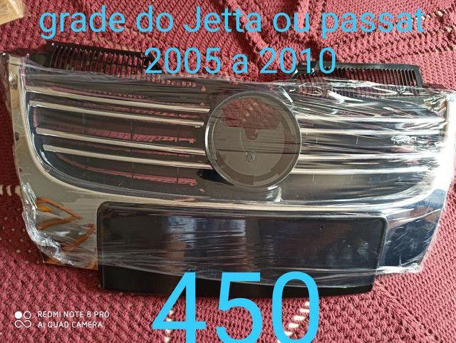 Grade do Jetta e do Passat - Foto 3