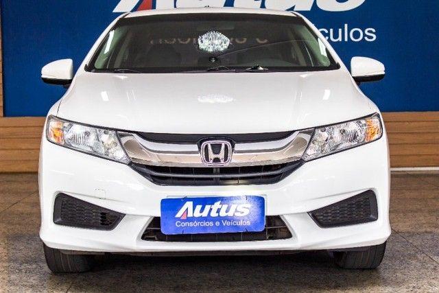 (PC) Honda City LX 1.5 16v Aut. 2015  - Foto 3