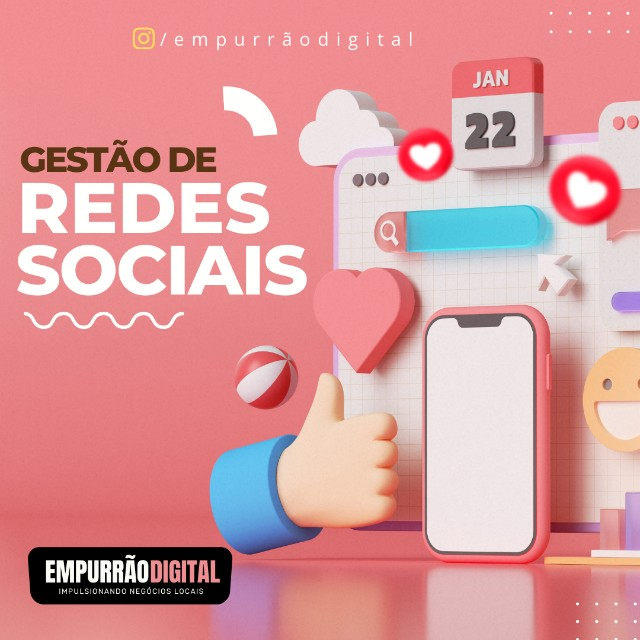Gestão de Redes sociais, Gestão de Anúncios Facebook e Google Ads