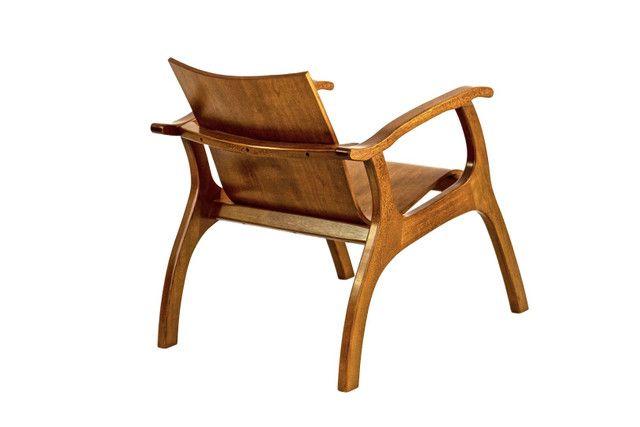 Impecavel- Poltrona madeira  - Foto 2
