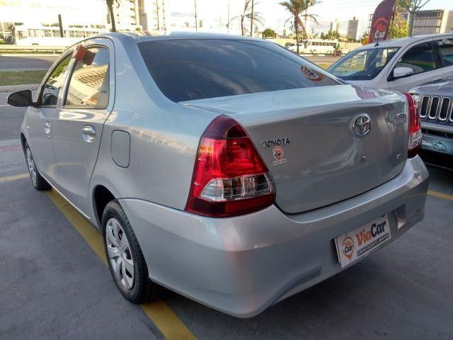 Toyota ETIOS X Sedan 1.5 Flex 16V 4p Aut. - Foto 6