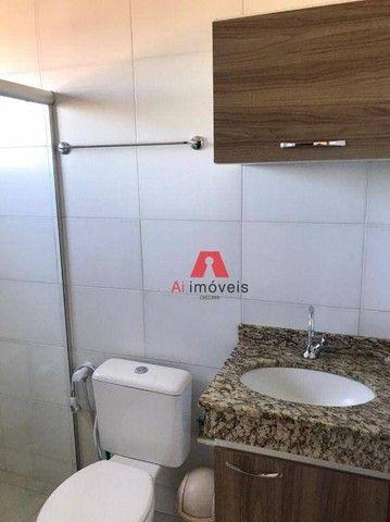 Apartamento com 3 dormitórios para alugar, 86 m² por R$ 1.600,00/mês - Jardim Tropical - R - Foto 7
