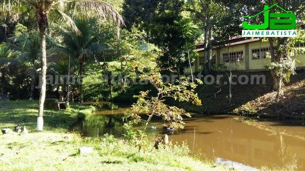 Ótimo sítio 90 mil m² c/ 3 casas em Vale das Pedrinhas - Guapimirim/RJ - Foto 13