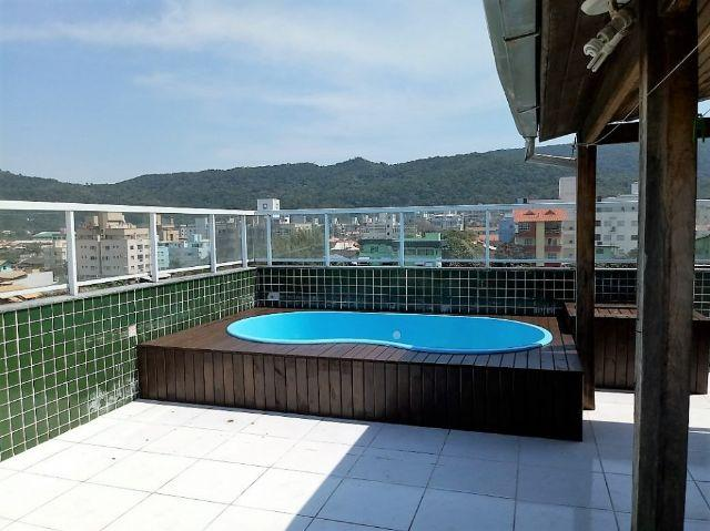 Cobertura 300 m2 com vista para o mar - Troco por imóveis