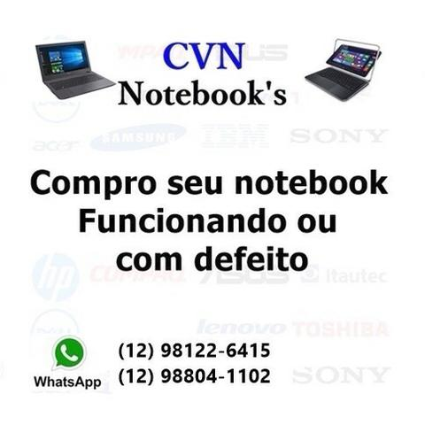 Notebook acer samsung positivo hp cce