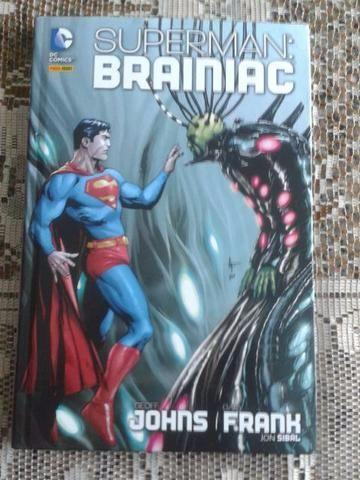 Graphic Novel Superman Brainiac