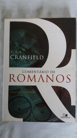 Comentário bíblico de Romanos - C. E. B. Cranfield