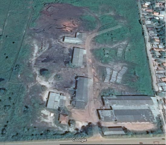 Terreno Rodovia Santarém Curua-Una km 6