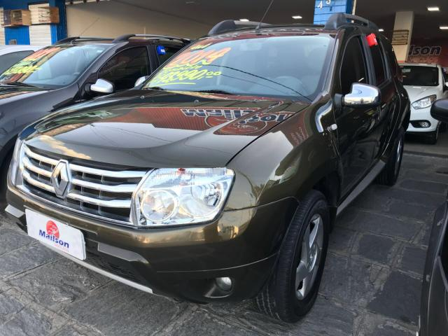 Duster 2.0 Dynamic 2014 Automática extra