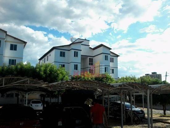 Vende-se ou aluga-se apartamento no residencial Jardins do Thermas - KM IMÓVEIS