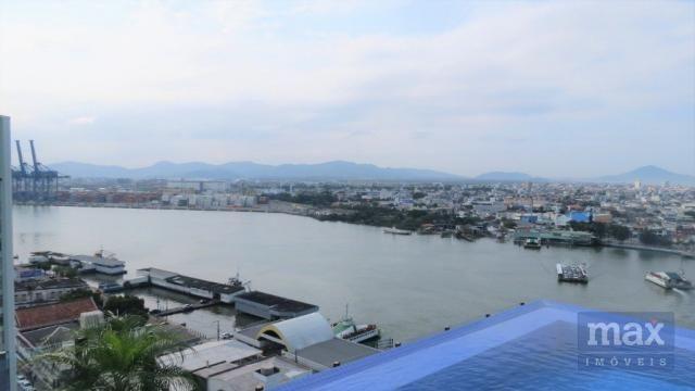 Apartamento para alugar com 1 dormitórios em Centro, Itajaí cod:6381 - Foto 12