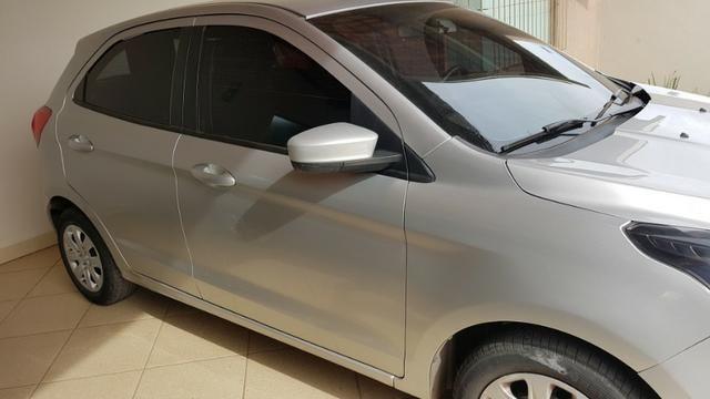 Novo Ford Ka 15/15 1.0 - ac/troca