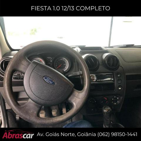 Fiesta Hatch 1.0 Completo - 12/13 - Foto 5