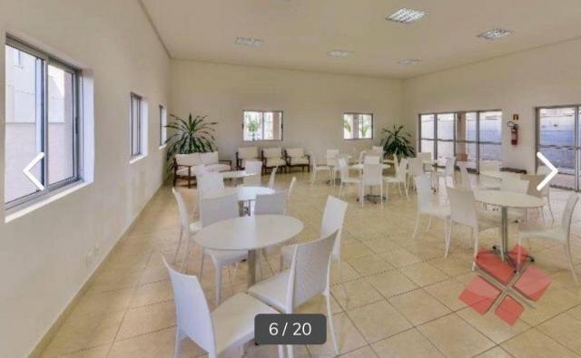 Apartamento com 2 e 3 Quartos à venda, 100 m² por R$ 222.000 - Vila Alzira - Aparecida de  - Foto 16