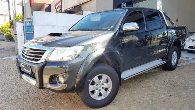 Toyota Hilux Caminhonete 3.0 4p 4x4 Srv Turbo Diesel CD