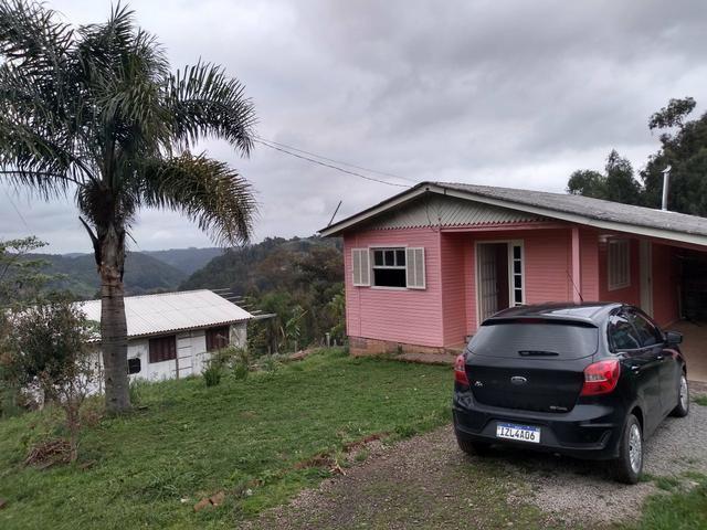 Vendo casa ou troco por carro, caminhonete, caminhão - Foto 11