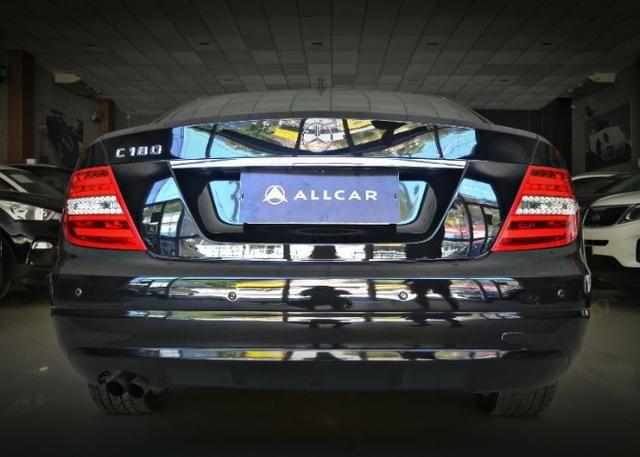 Mercedes Benz C180 1.6 CGI Coupe. Preta 2012/12 - Foto 3