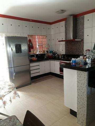 Lindo sobrado 5 quartos setor de mansões Samambaia - Foto 7