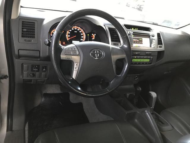 Toyota Hilux SRV 3.0 Diesel 4x4 - Foto 4