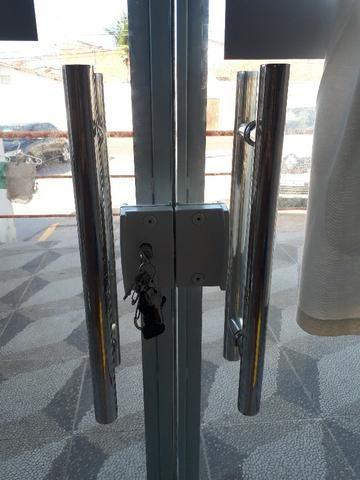 Porta de Vidro para Loja - Foto 3